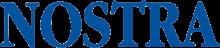 Логотип Nostra