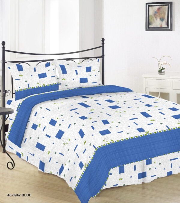 Бязь Голд 40-0942 Blue